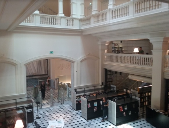 Biblioteca de Salt Galata