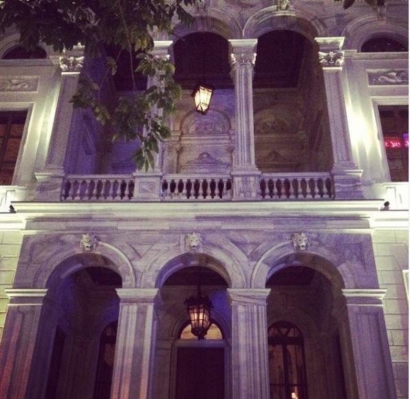 antigua embajada Estados Unidos Estambul