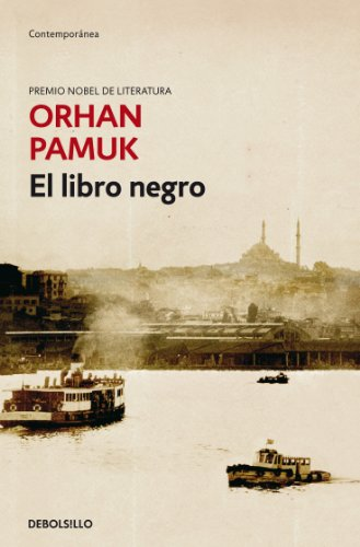 El libro Negro Pamuk