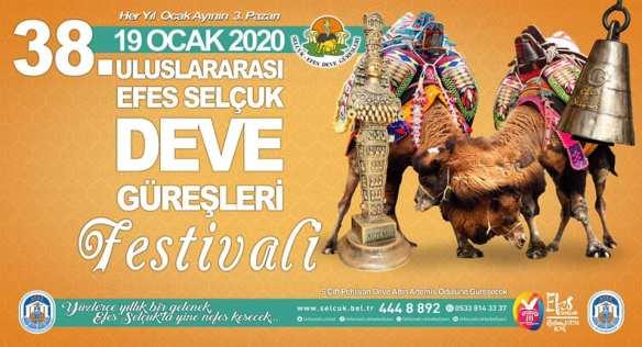 Festival de Camellos en Turquía