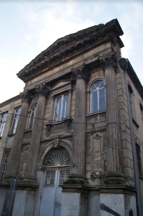 Escuela Maraşlı