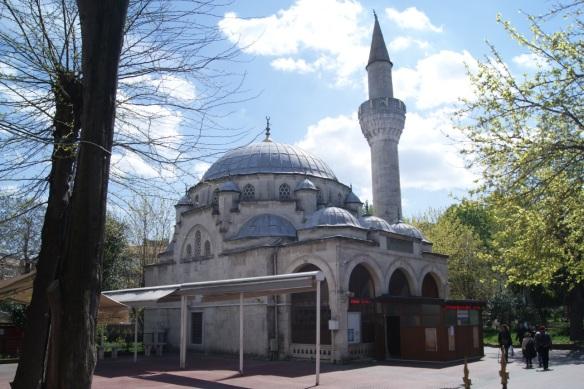 Mezquita de Bakırköy