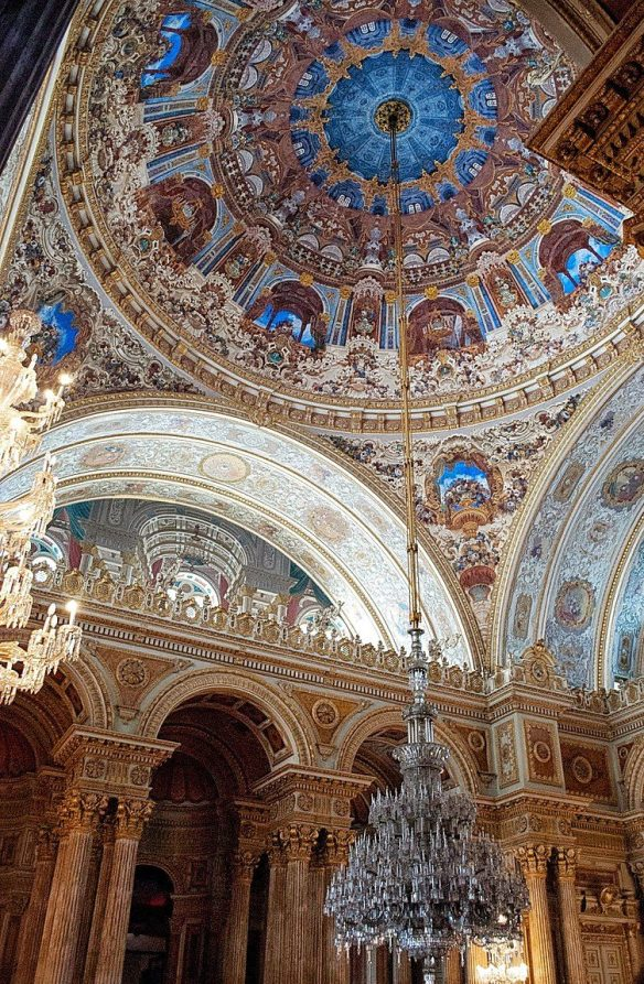 Salón ceremonial Dolmabahçe