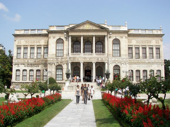 Dolmabahçe Estambul