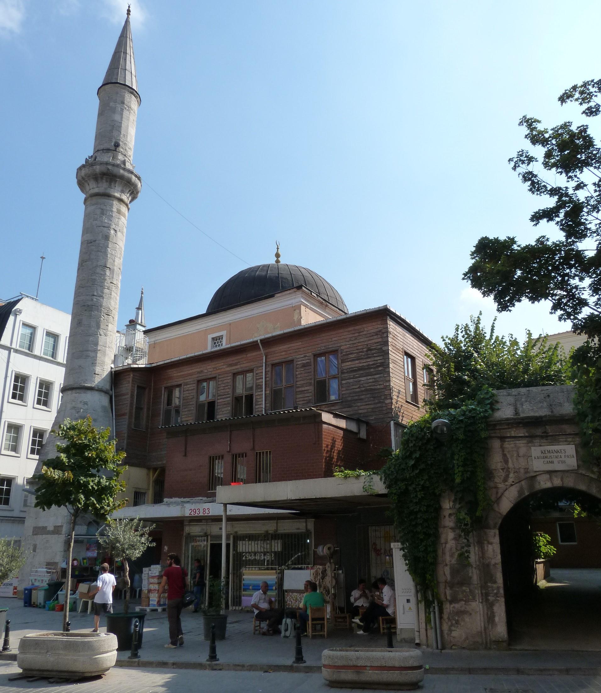 Mezquita de Kemankeş Kara Mustafa Paşa