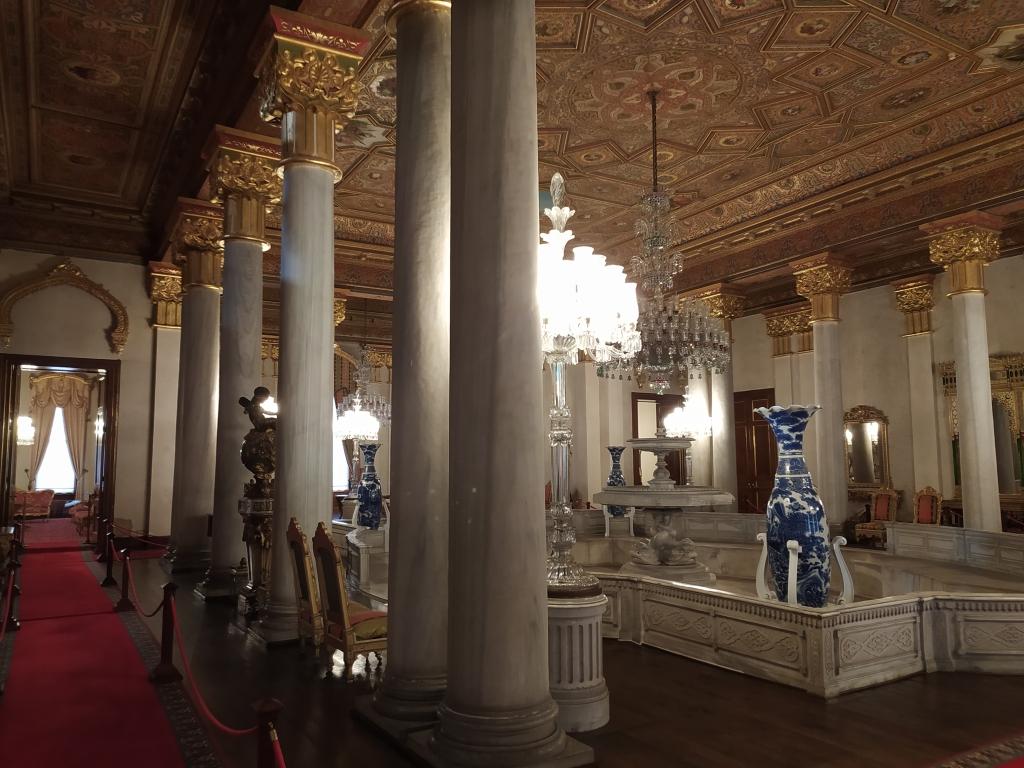 Palacio de Beylerbeyi en Estambul