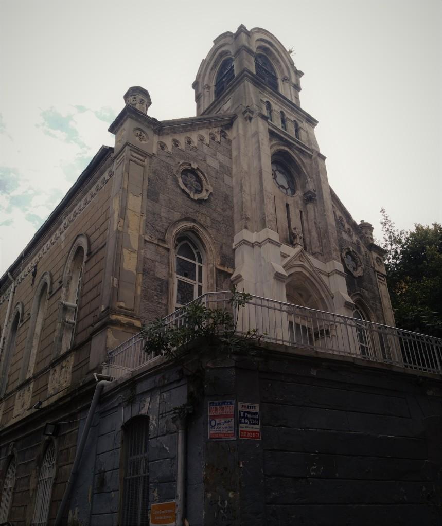 Iglesia armenia protestante de Aynalıçeşme